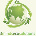 3Minds Eco-solutions Logo